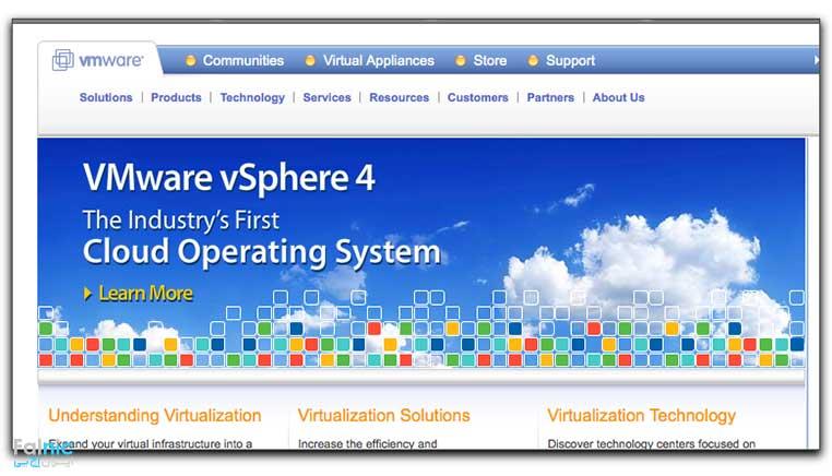 ویژگی های منحصر به فرد VMware VSphere