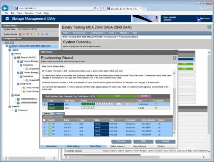 معرفی تخصصی HPE MSA 2040