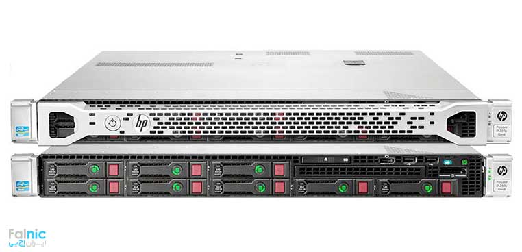 سرور HP ProLiant DL360p Gen8