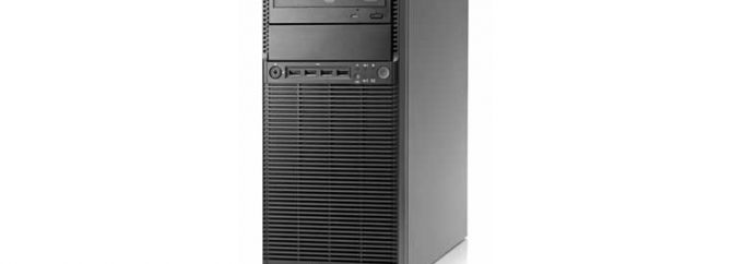 بررسی سرور HP ProLiant ML110 G7