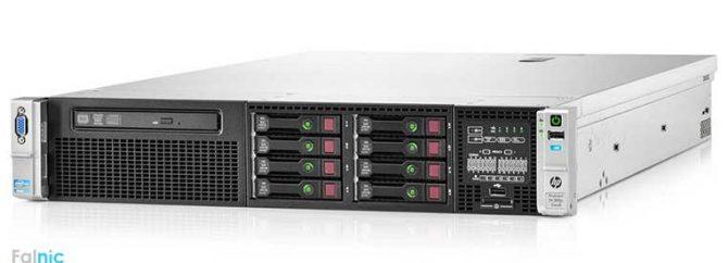 ویژگیهای سرور HP Proliant DL380p G8