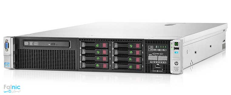 سرور HP Proliant DL380p G8