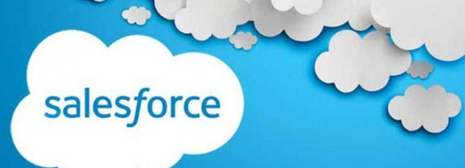 تاریخچه نرم افزار Salesforce CRM