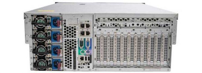 ویژگیهای سرورهای HP DL580 G7