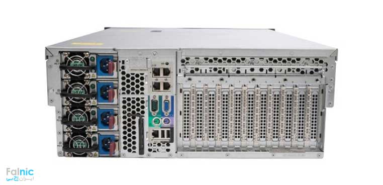 سرورهای HP DL580 G7
