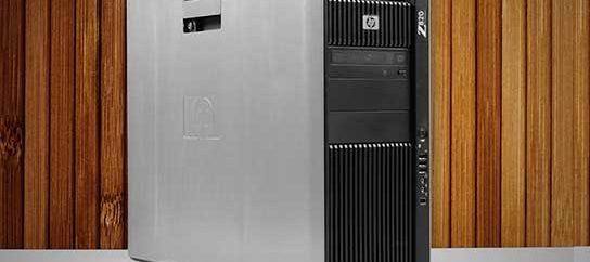 Z820 از محبوب ترین ورک استیشن های اچ پی