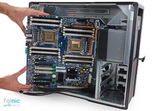 ورک استیشن HP Z820