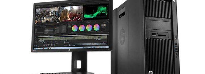 قدرت بالای محاسبات با Workstation Z840 اچ پی