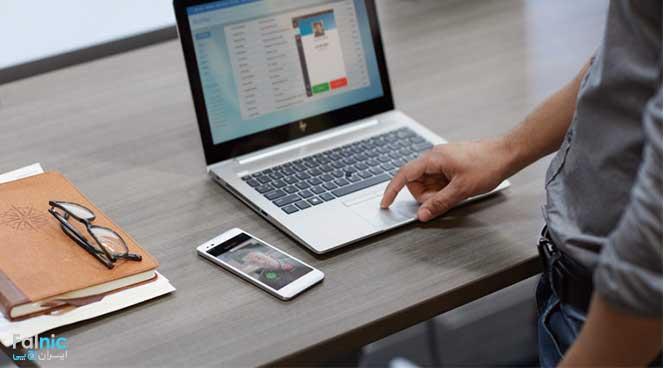 لپ تاپهای تجاری اچ پی