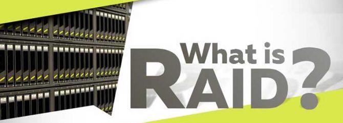 تعریف RAID و انواع آن
