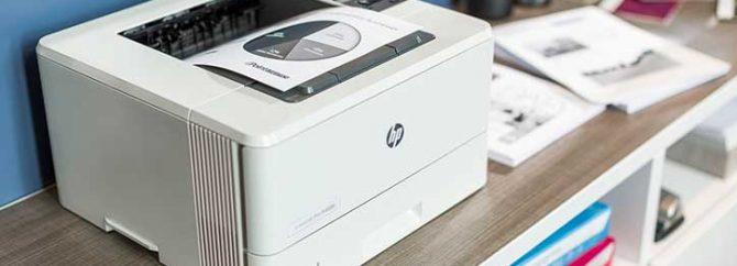 ویدیو/ جعبه گشایی و راه اندازی پرینتر HP LaserJet Pro M402