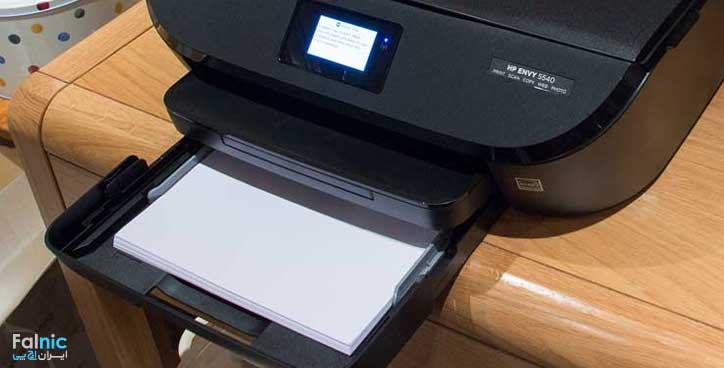 شیوه صحیح گذاشتن کاغذ درون پرینتر