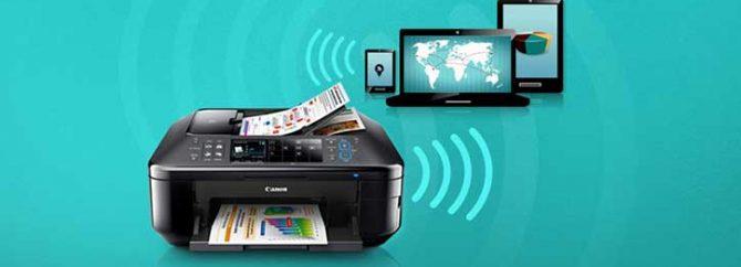 اتصال پرینتر بی سیم به گوشی های هوشمند و تبلت ها