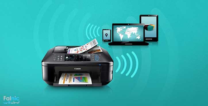 اتصال پرینتر بی سیم به گوشی های هوشمند