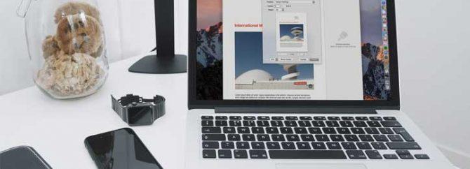 چگونه با استفاده از فناوری AirPrint اسناد خود را چاپ کنیم؟