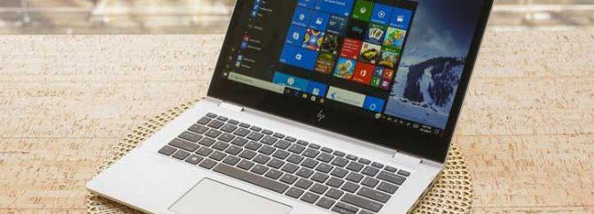 معرفی لپ تاپ EliteBook X360 در نمایشگاه CES 2017