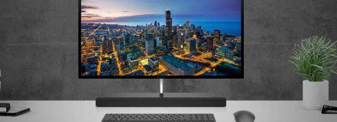 معرفی ورک استیشن HP ENVY All-in-One Desktop – 27