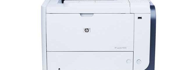 بررسی پرینتر تک رنگ لیزری HP LaserJet P3015d