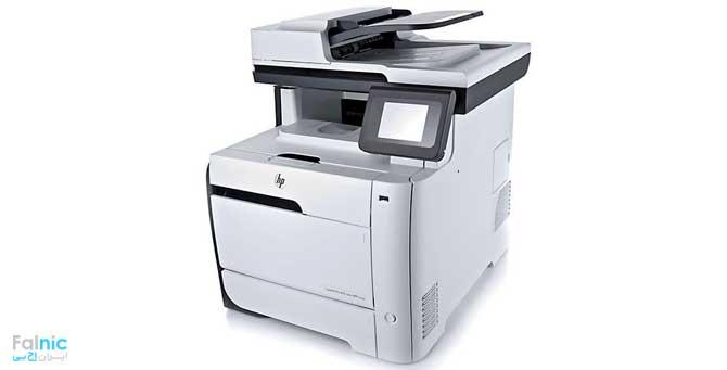 پرینتر HP LaserJet Pro 400 Color MFP M475dw
