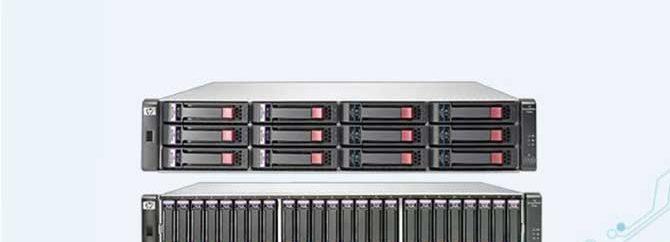 آشنایی با استوریجهای HP MSA 1040/2040