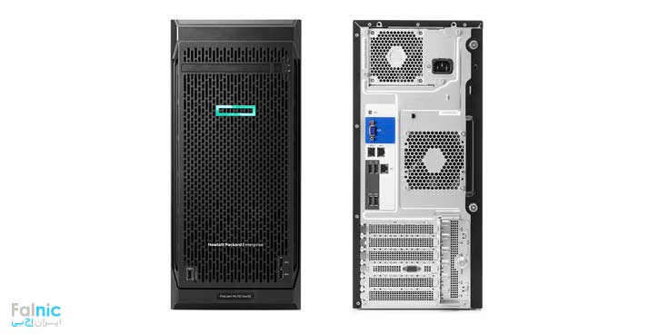 سرور HPE ProLiant ML110 Gen10