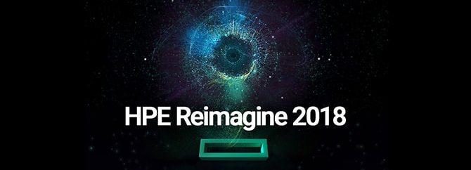 برگزاری کنفرانس HPE Reimagine 2018 در بلژیک و دبی