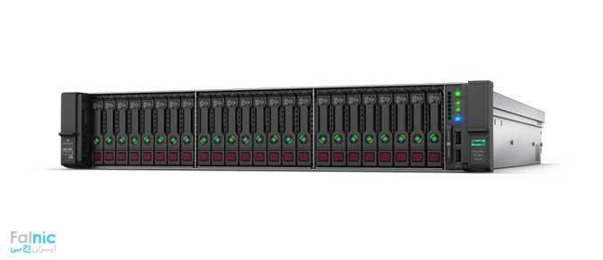کیسهای SFF و LFF در سرور DL380 G10
