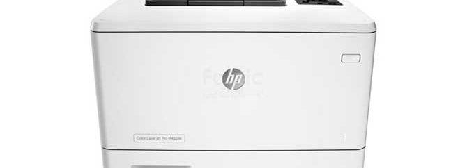 پرینتر HP M452dn مناسب شرکتهایی با حجم کاری بالا