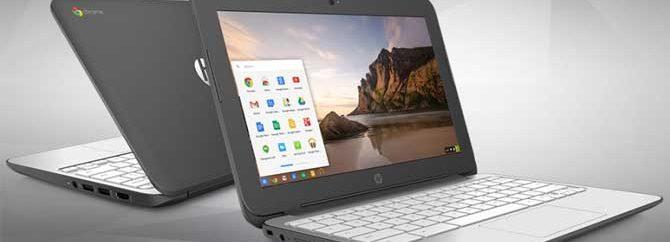 لپ تاپ اچ پی Chromebook 14 رونمایی شد