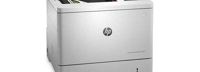 سرعت چاپ بالا و کیفیت حرفهای با پرینتر لیزری HP M553dn