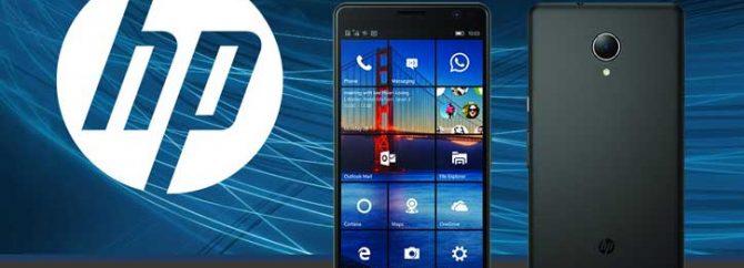 اچ پی ابَر گوشی جدید الایت X3 خود را دوباره به نمایش گذاشت