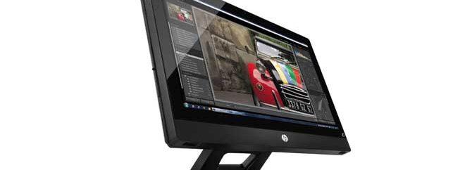 معرفی دستگاه ورک استیشن اچ پی Z1 سری G2