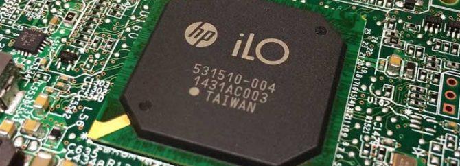 مقایسه و تفاوت HPE iLO 4 و HPE iLO 5