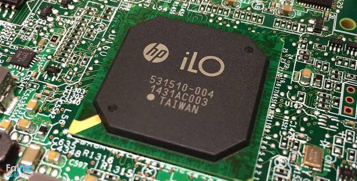 تفاوت HPE iLO 4 و HPE iLO 5