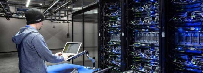 خدمات سرور و شبکه فالنیک (ایران اچ پی)