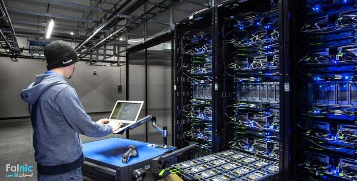 خدمات سرور و شبکه