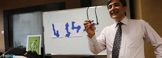 برگزاری کارگاه خلاقیت برای پرسنل فالنیک (ایران اچ پی)