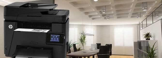 بررسی پرینتر HP LaserJet Pro M225dw