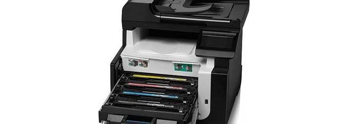 نقد و بررسی پرینتر HP Laserjet Pro CM1415fnw