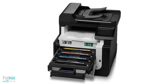 پرینتر HP Laserjet Pro CM1415fnw