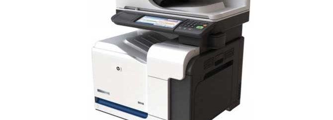 نقد و بررسی پرینتر HP Color Laserjet CM3530fs