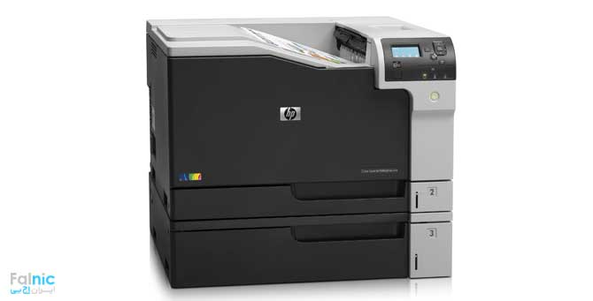 پرینتر HP Color LaserJet Enterprise M750dn