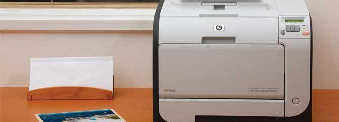 نقد و بررسی پرینتر HP Color LaserJet CP2025dn