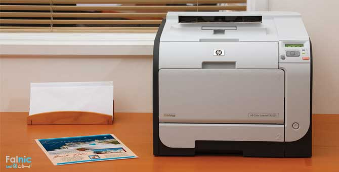 پرینتر HP Color LaserJet CP2025dn