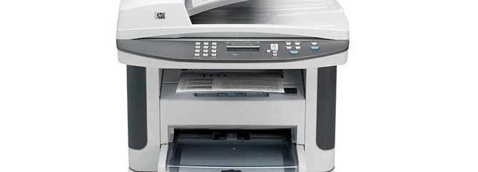بررسی پرینتر HP LaserJet M1522N
