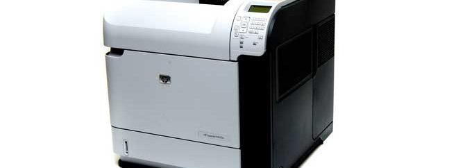 بررسی پرینتر HP LaserJet P4015n