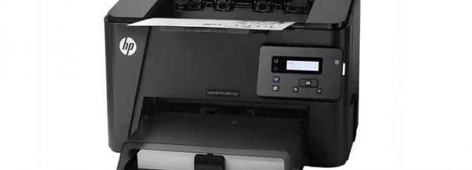 نقد و بررسی پرینتر HP LaserJet Pro M201dw