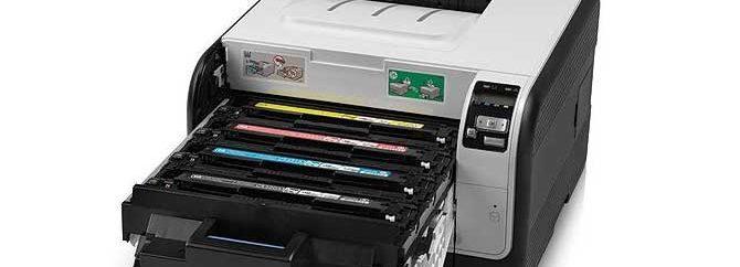 نقد و بررسی پرینتر HP Laserjet CP1525nw