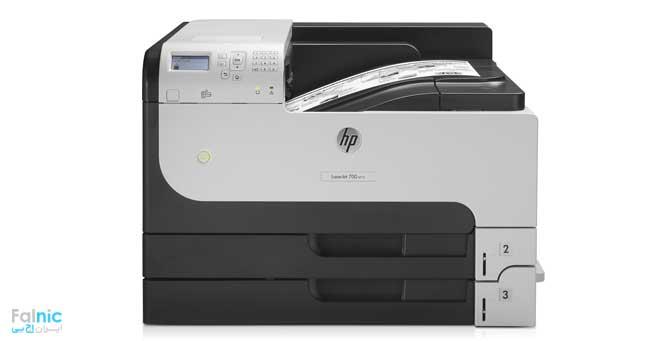 پرینتر HP Laserjet Printer M712dn