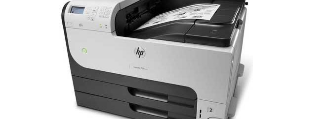 نقد و بررسی پرینتر HP Laserjet Enterprise 700 Printer M712dn